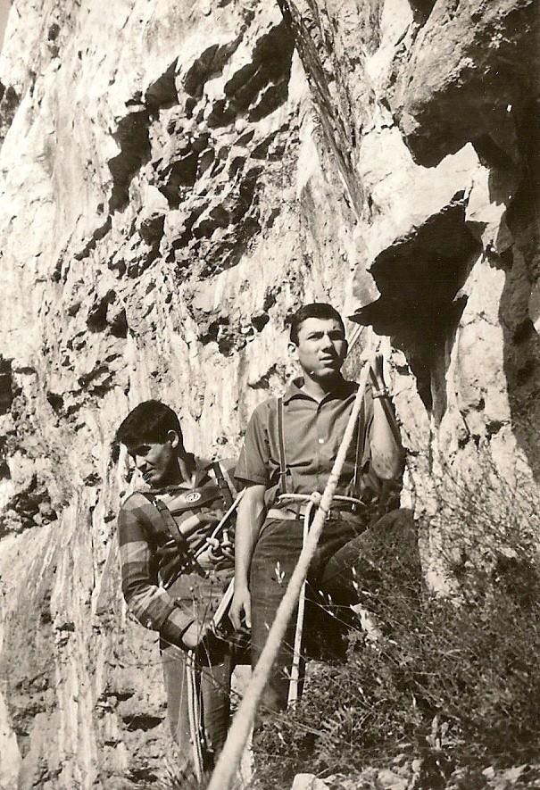 """Август 1968г. """"Братските армии"""" нападнаха Чехословакия. Ние тренираме за бягство през граница..."""