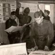Беше някъде през 1966 година. Задаваха се избори. Всички които можеха да пишат и рисуват бяха освободени от други занимания, освен изготвяне на предизборни лозунги и плакати. Работехме до късно […]